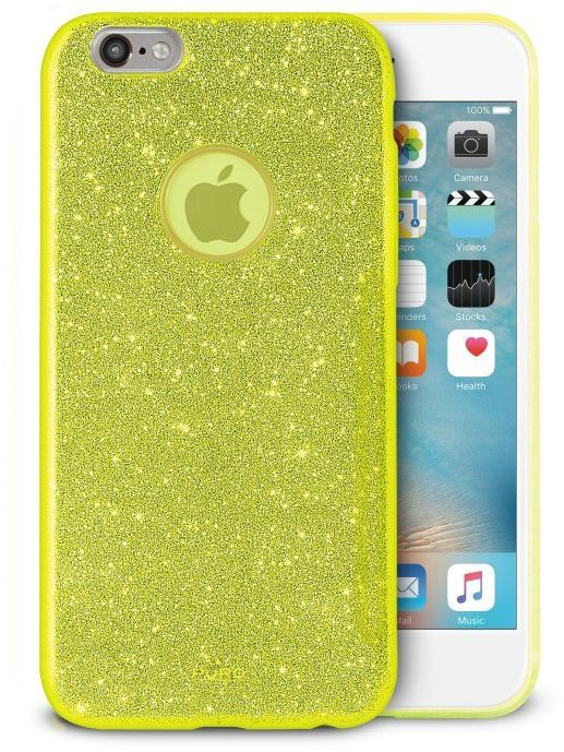 Puro Glitter Cover (iPhone 6/6S) – Rosa