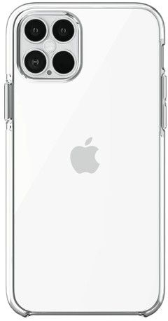 Puro Impact Clear (iPhone 12/12 Pro)