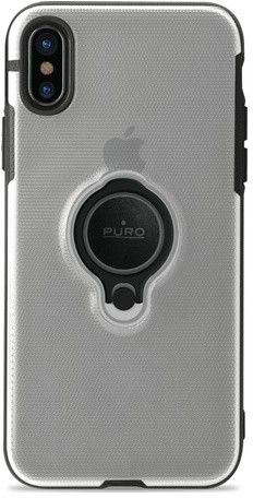Puro Magnet Ring Cover (iPhone Xs Max)