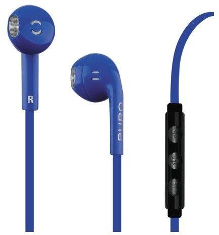 Puro Shiny Stereo Headset – Svart