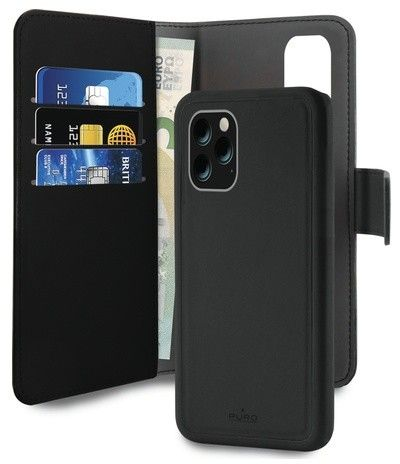 Puro Wallet Detachable 2 in 1 (iPhone 11 Pro)