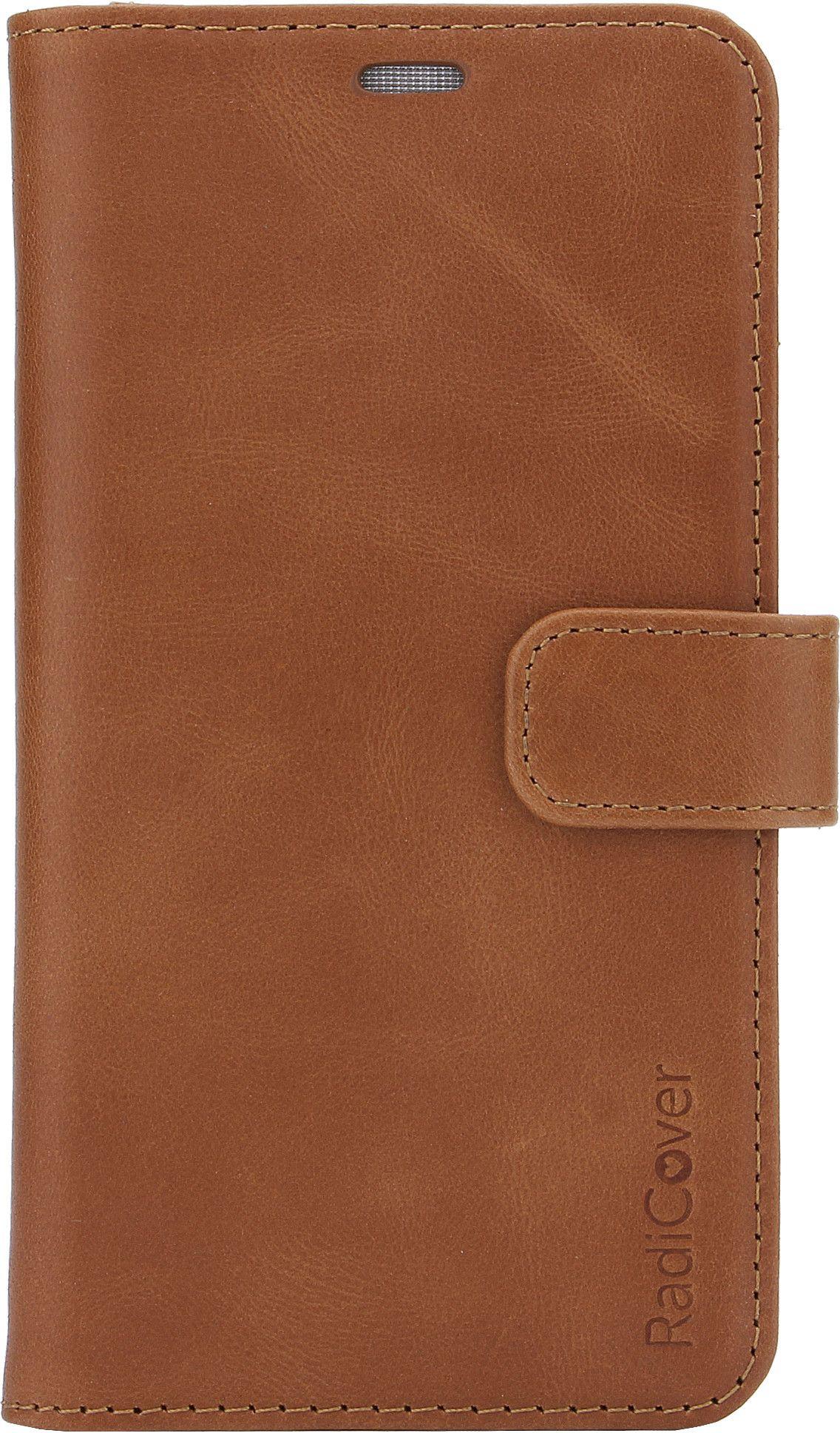RadiCover Exclusive 2-in-1 Wallet (iPhone 11) - Brun