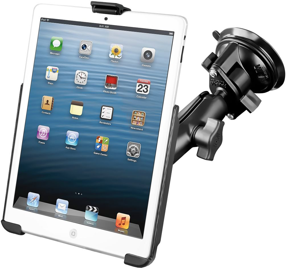 RAM Mount – Hållare med sugkopp (iPad mini)