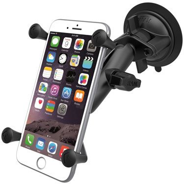 RAM Mount - X-Grip med sugkopp (iPhone 6 Plus)