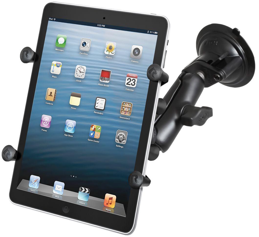 RAM Mount – X-Grip II med sugkopp (iPad mini)