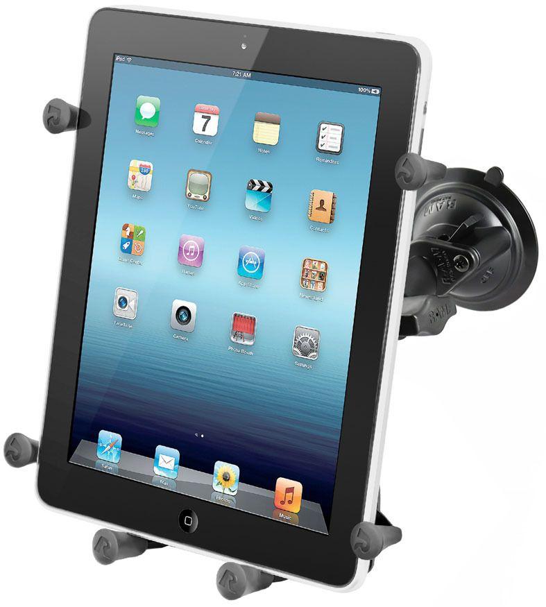 RAM Mount – X-Grip III med sugkopp (iPad)