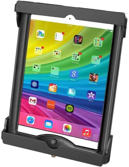 RAM Mount - Hållare med lås och skruvmontering (iPad)