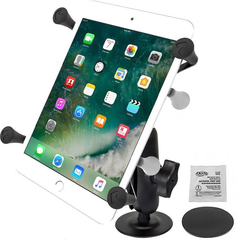 RAM Mount - X-Grip II med självhäftande bas (iPad mini)