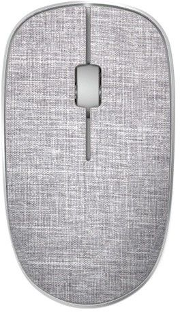 Rapoo 3510 Plus Wireless Optical Mouse - Grå