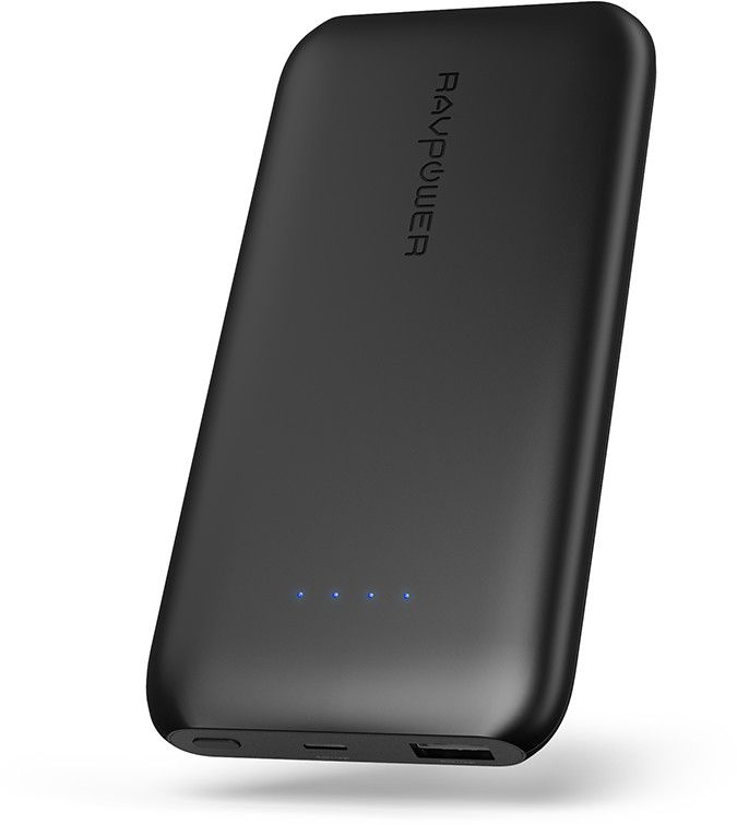 RAVPower Slim Power Bank 10000 mAh