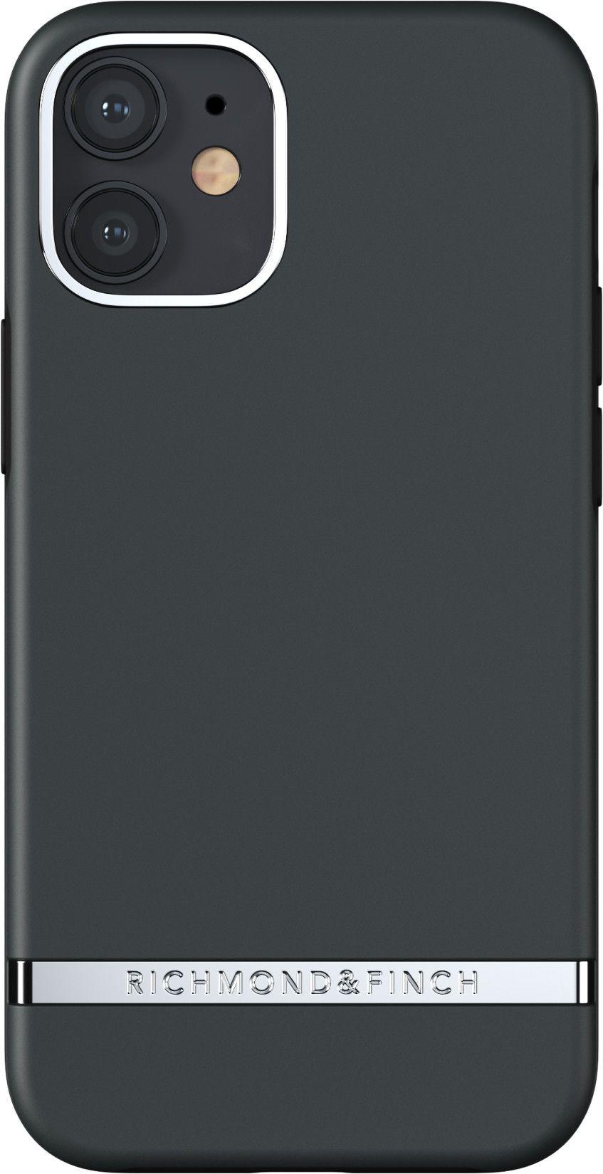 Richmond & Finch Color Case (iPhone 12 mini) - Blå