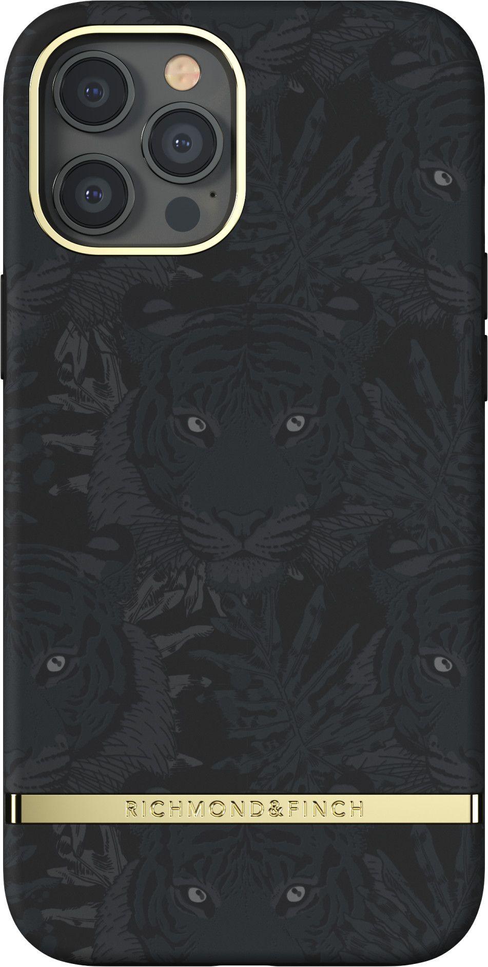 Richmond & Finch Tiger (iPhone 12 Pro Max) - Blå