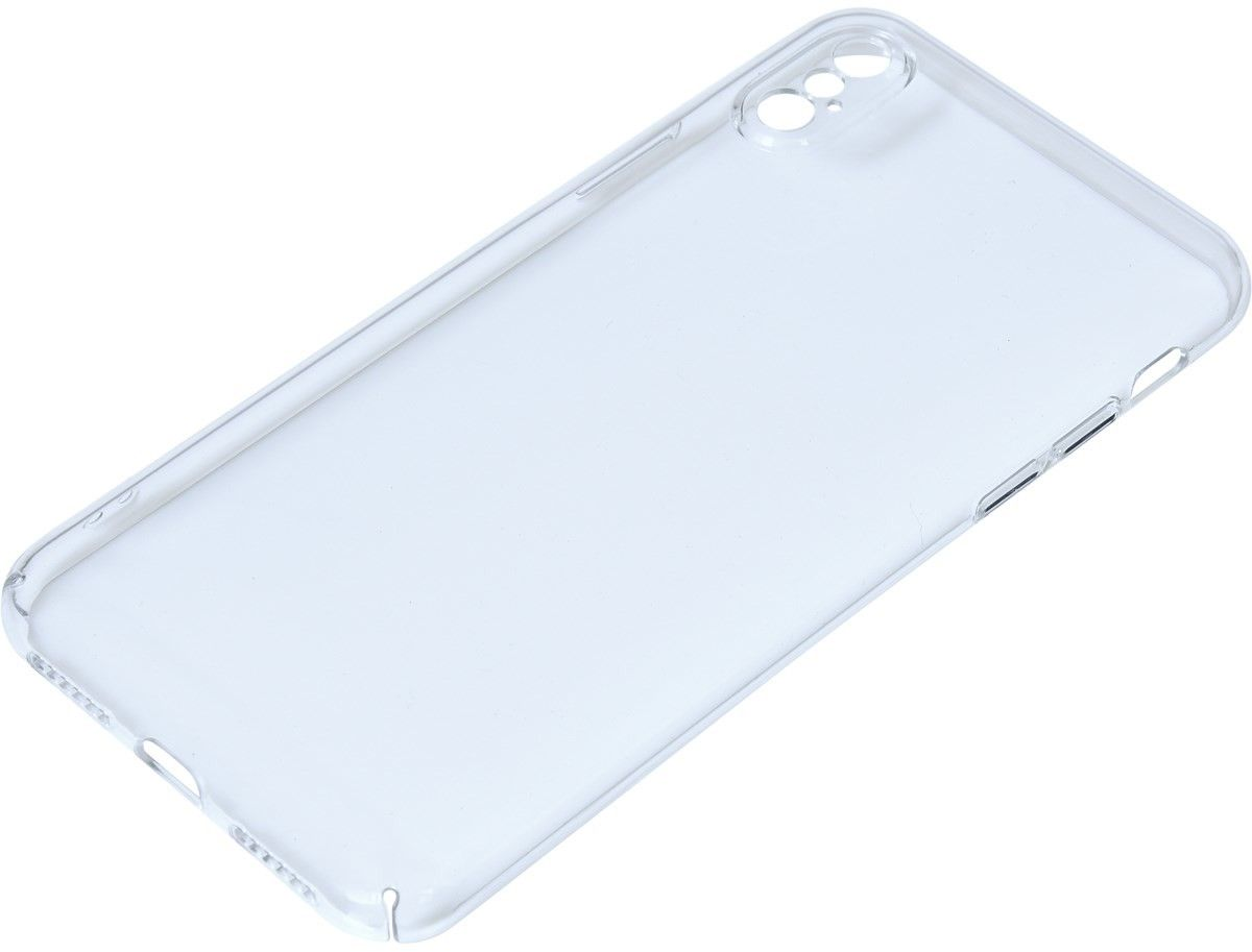 Sandberg Hard Cover (iPhone X/Xs) - Transparent