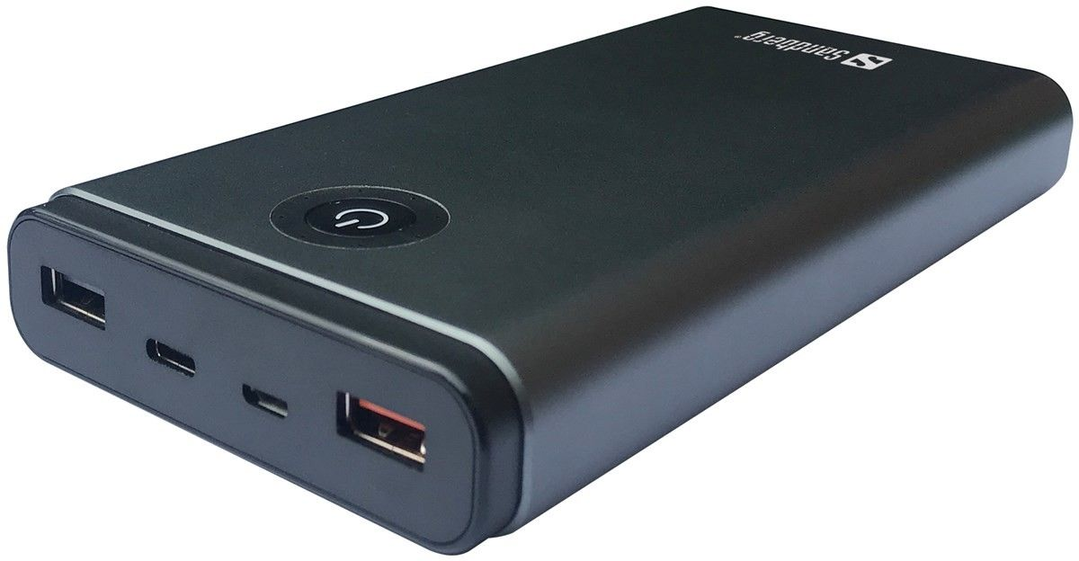 Sandberg Powerbank USB-C PD 65W