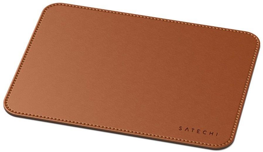 Satechi Eco-Leather Mouse Pad - Svart