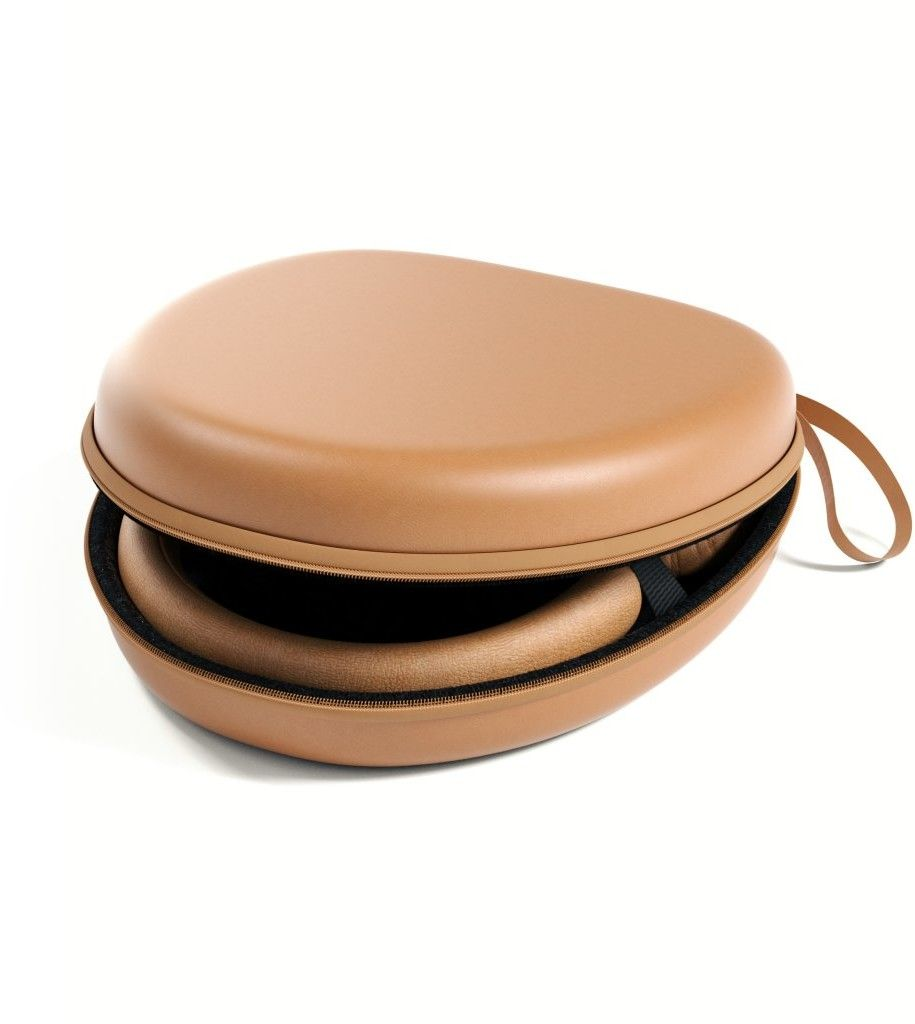 Satechi Synthetic Leather Headphone Case - Brun