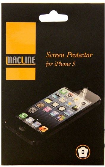 Screen Protector – 3-pack (iPhone 5/5S/SE)
