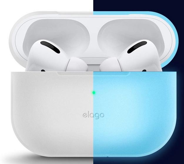 Elago Silicone Case (AirPods Pro) - Grå