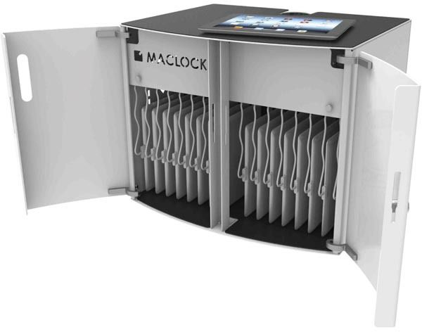 Maclocks iCarti iPad Security/Charging Cabinet