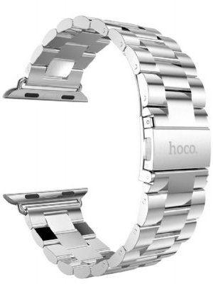 Hoco Metal Watchband 3 (Apple Watch 38 mm) – Silver