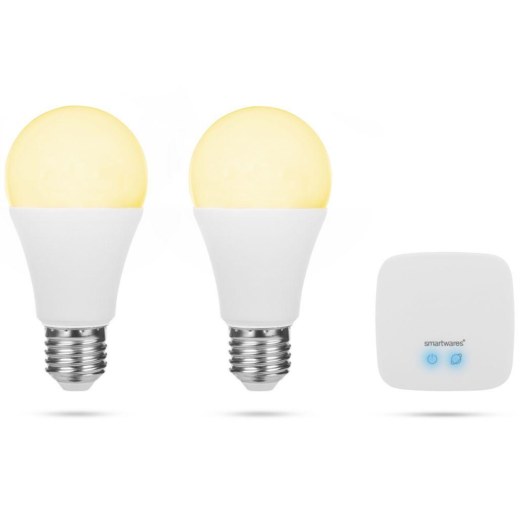 Smartwares Pro Smart Bulb Set - Startkit