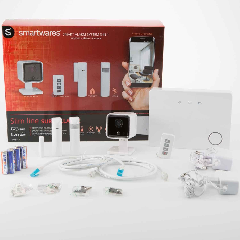Smartwares Smart Alarm System
