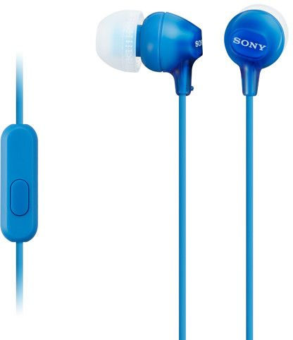 Sony MDR-EX15AP – Blå