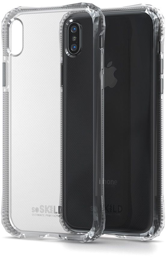 SoSkild Absorb 2.0 Back Case (iPhone Xs Max)