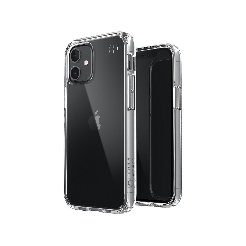 Speck Presidio Perfect-Clear (iPhone 12 Pro Max)