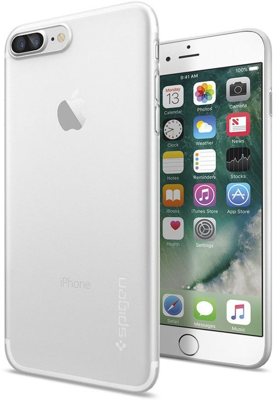 Spigen Air Skin For Iphone 7 Plus Soft Clear