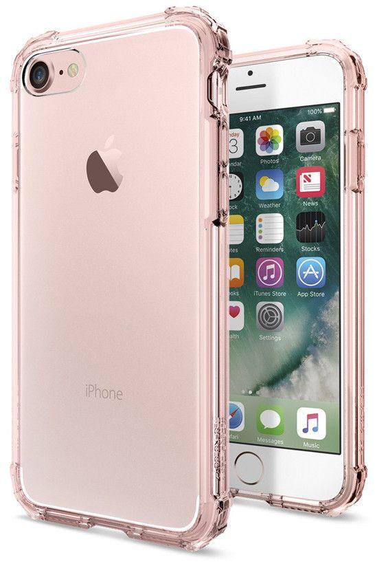Spigen Crystal Shell (iPhone 7) – Transparent