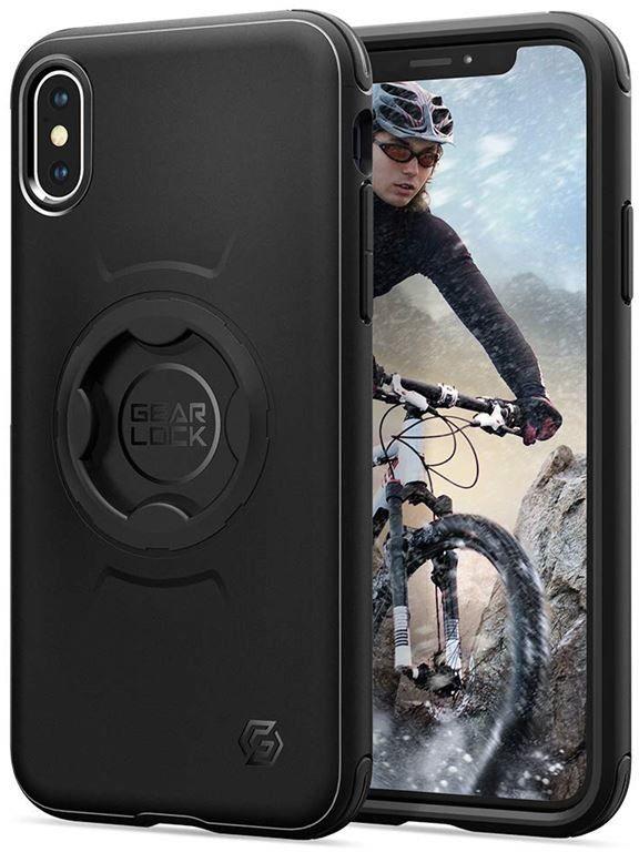 Spigen Gearlock Bike Mount Case (iPhone X/Xs)