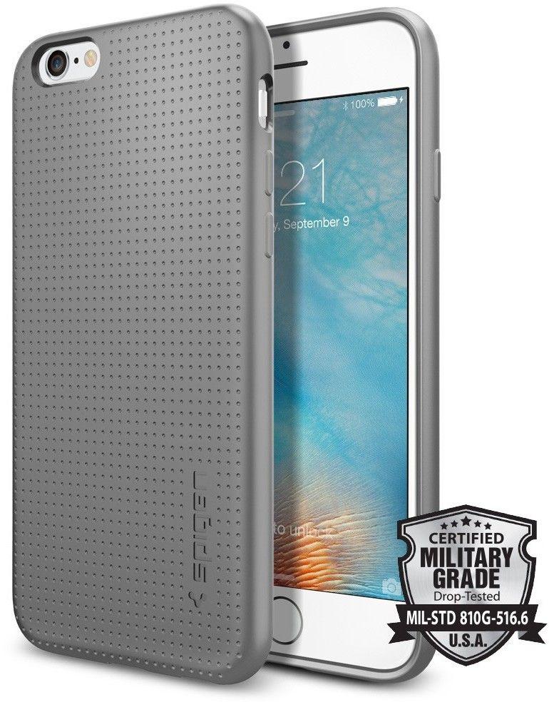 Spigen Liquid Air (iPhone 6/6S) - Svart