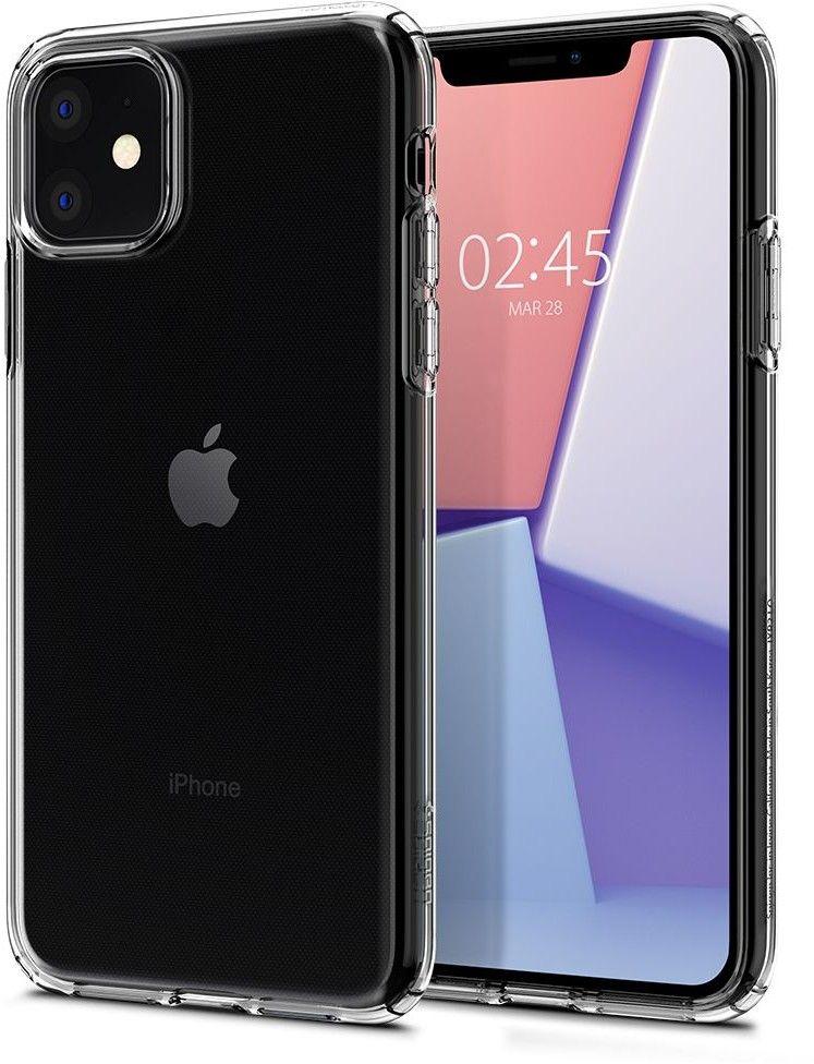 Spigen Liquid Crystal (iPhone 11) - Transparent