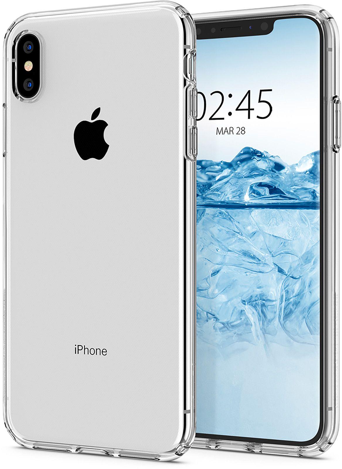 Spigen Liquid Crystal (iPhone Xs Max)