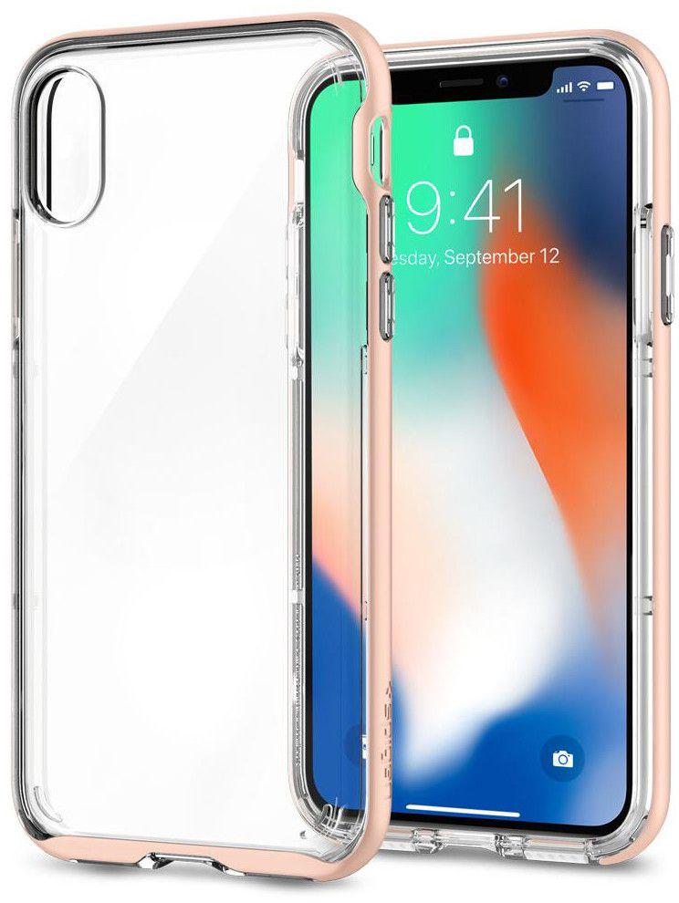 Spigen Neo Hybrid Crystal Iphone X