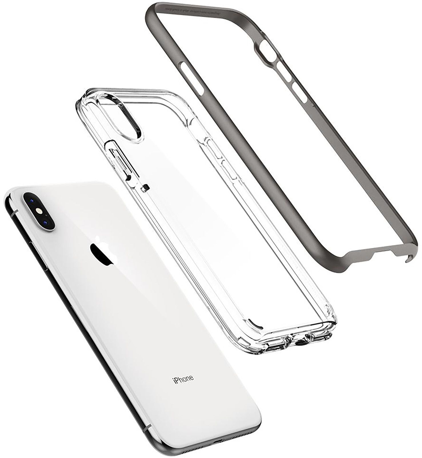 Spigen Neo Hybrid Crystal (iPhone Xs)
