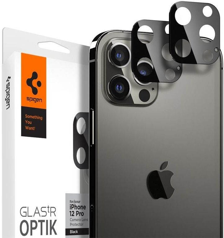 Spigen Optik Lens Protector (iPhone 12 Pro Max)