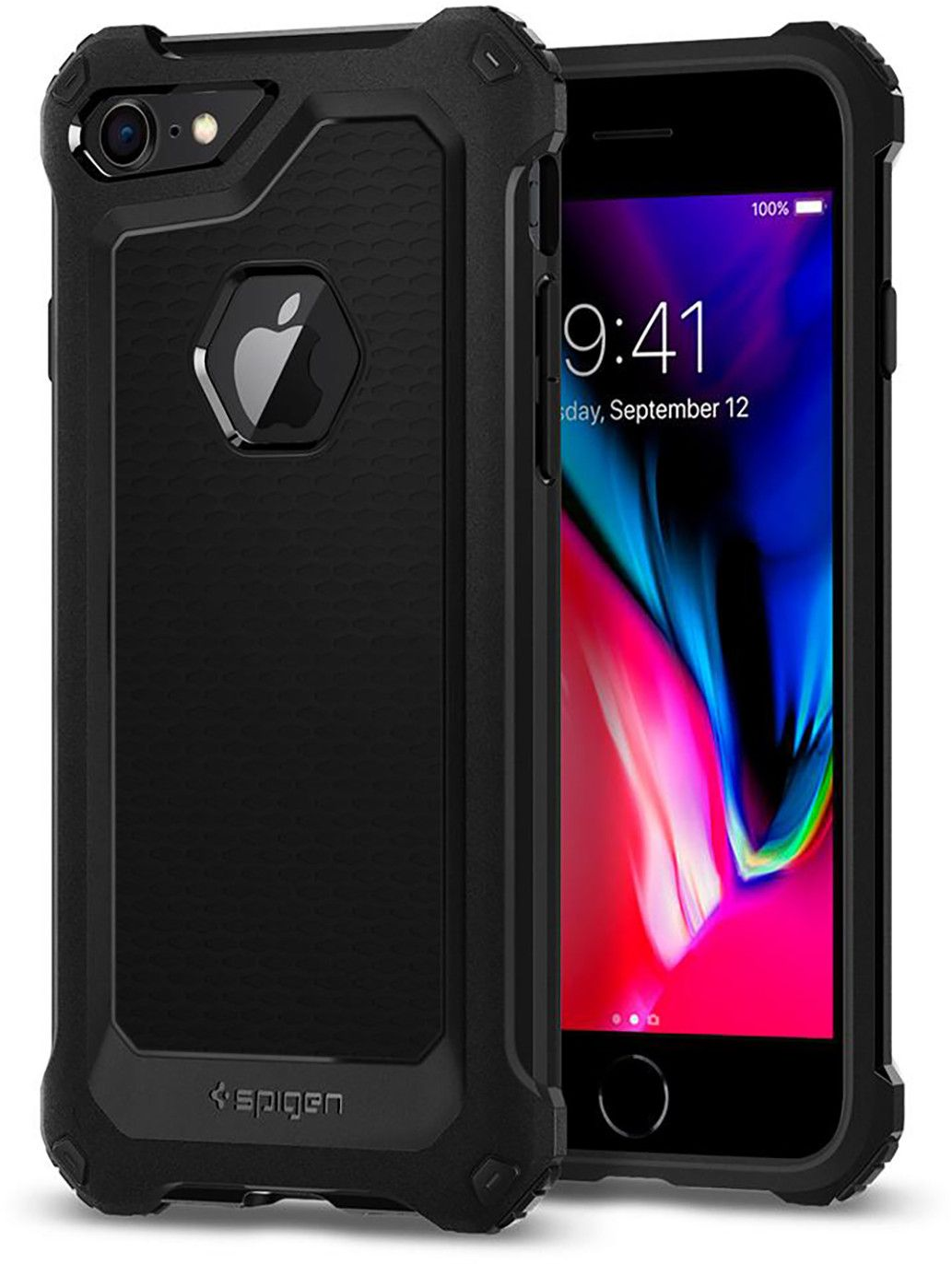 Spigen Rugged Armor Extra (iPhone 8/7)