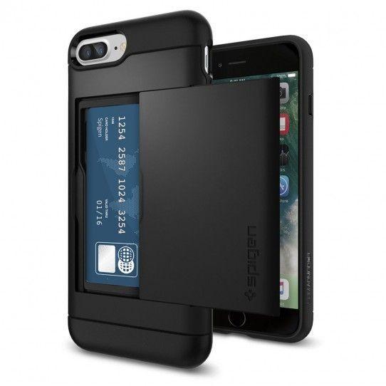 Spigen Slim Armor CS - Skal - iPhone 8 7 Plus - iPhonebutiken.se dfdae8c58a651