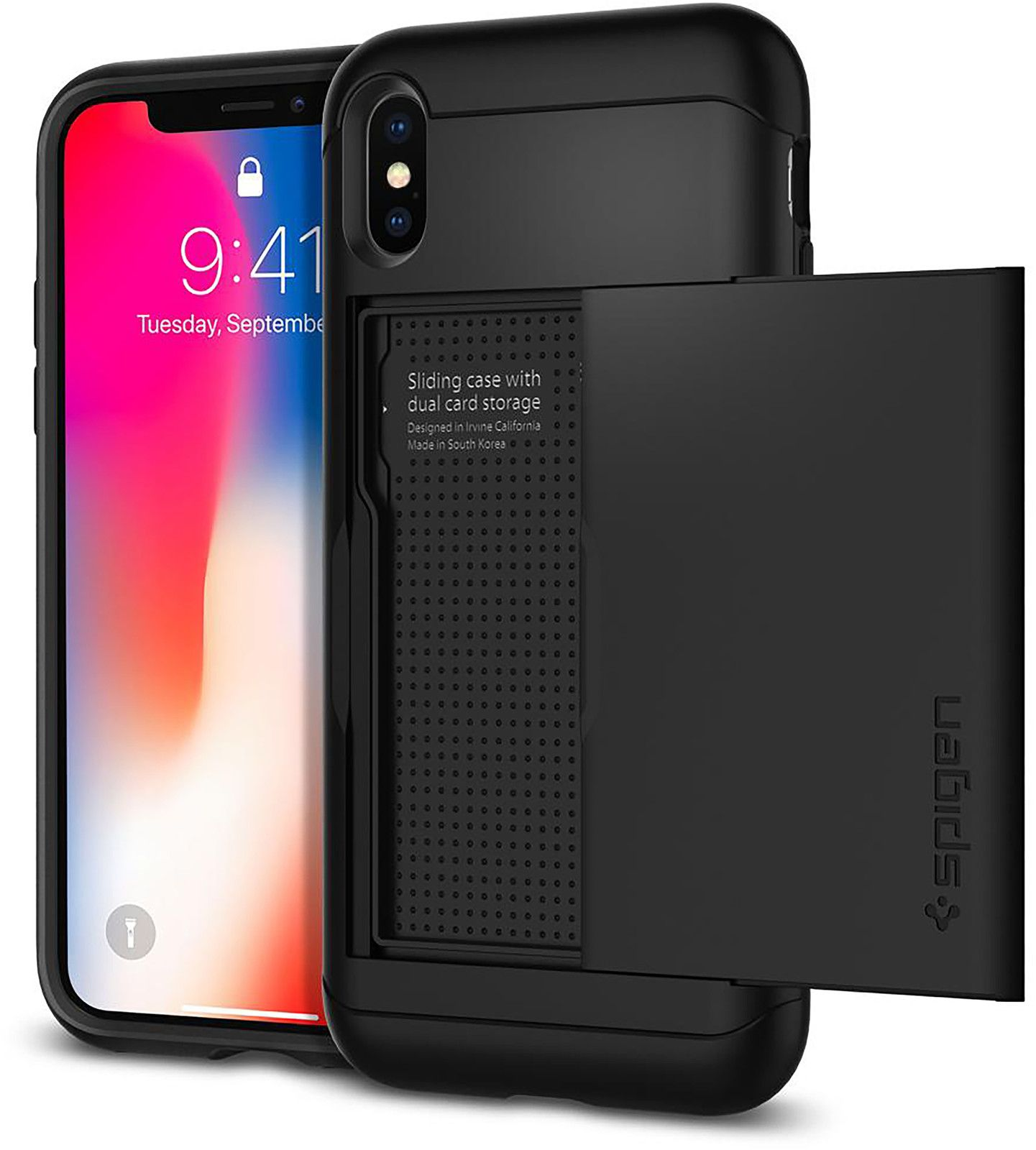 Spigen Slim Armor CS (iPhone Xs)