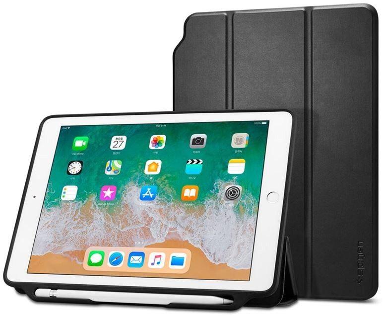 Spigen Smart Fold 2 (iPad 9,7) - Grå