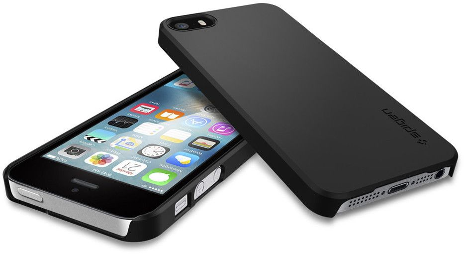 Spigen Thin Fit (iPhone 5/5S/SE)