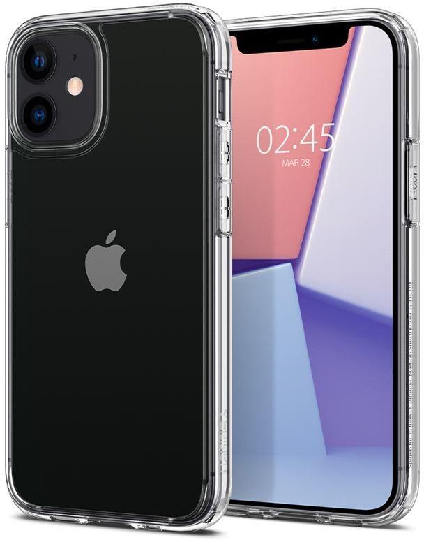 Spigen Ultra Hybrid (iPhone 12 mini) - Röd