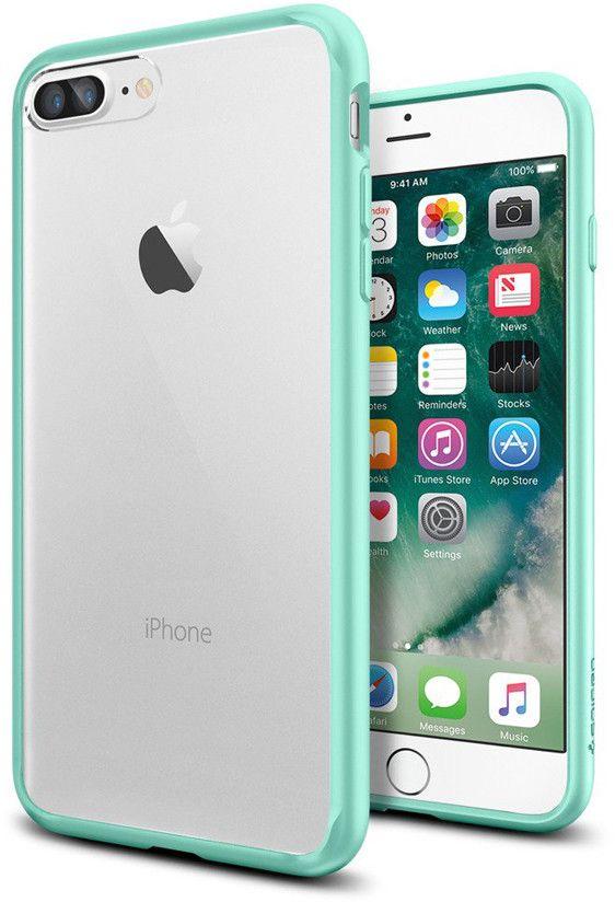 Spigen Ultra Hybrid (iPhone 7 Plus) – Transparent