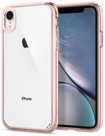 Spigen Ultra Hybrid (iPhone Xr) - Rosa