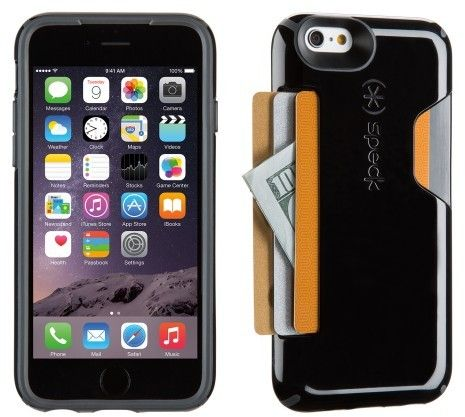 Speck CandyShell Card (iPhone 6/6S)