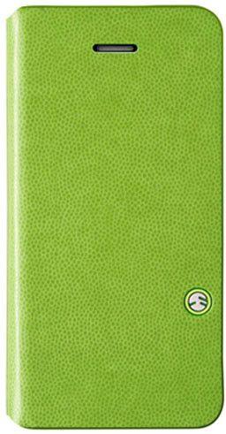 SwitchEasy Flip Case (iPhone 5C) – Gul
