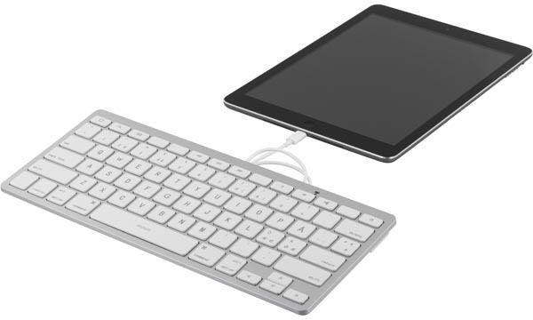Deltaco Lightning Keyboard