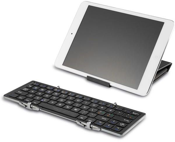 Deltaco Foldable Pocket Keyboard
